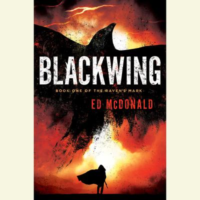 Blackwing Audiobook, by Ed McDonald