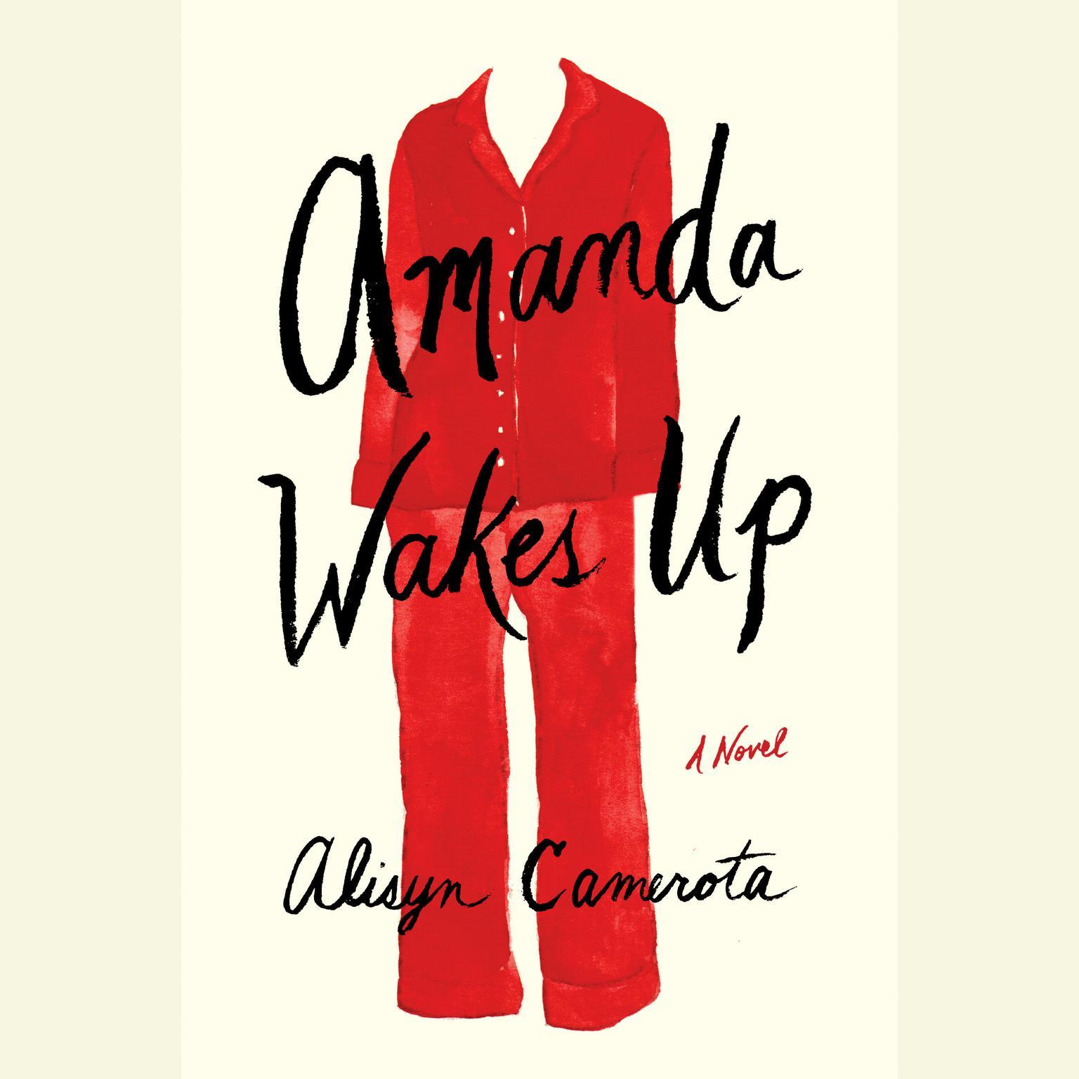 Printable Amanda Wakes Up Audiobook Cover Art