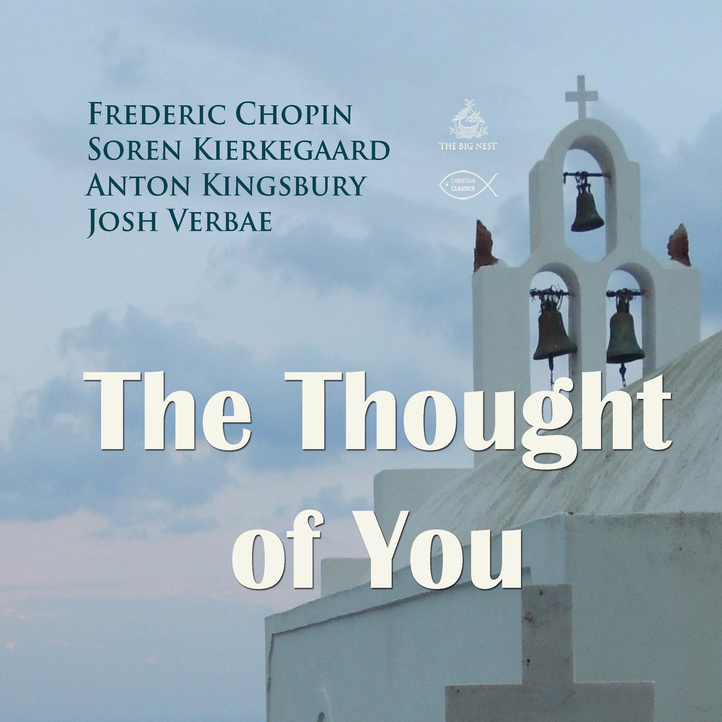 Printable The Thought of You Audiobook Cover Art