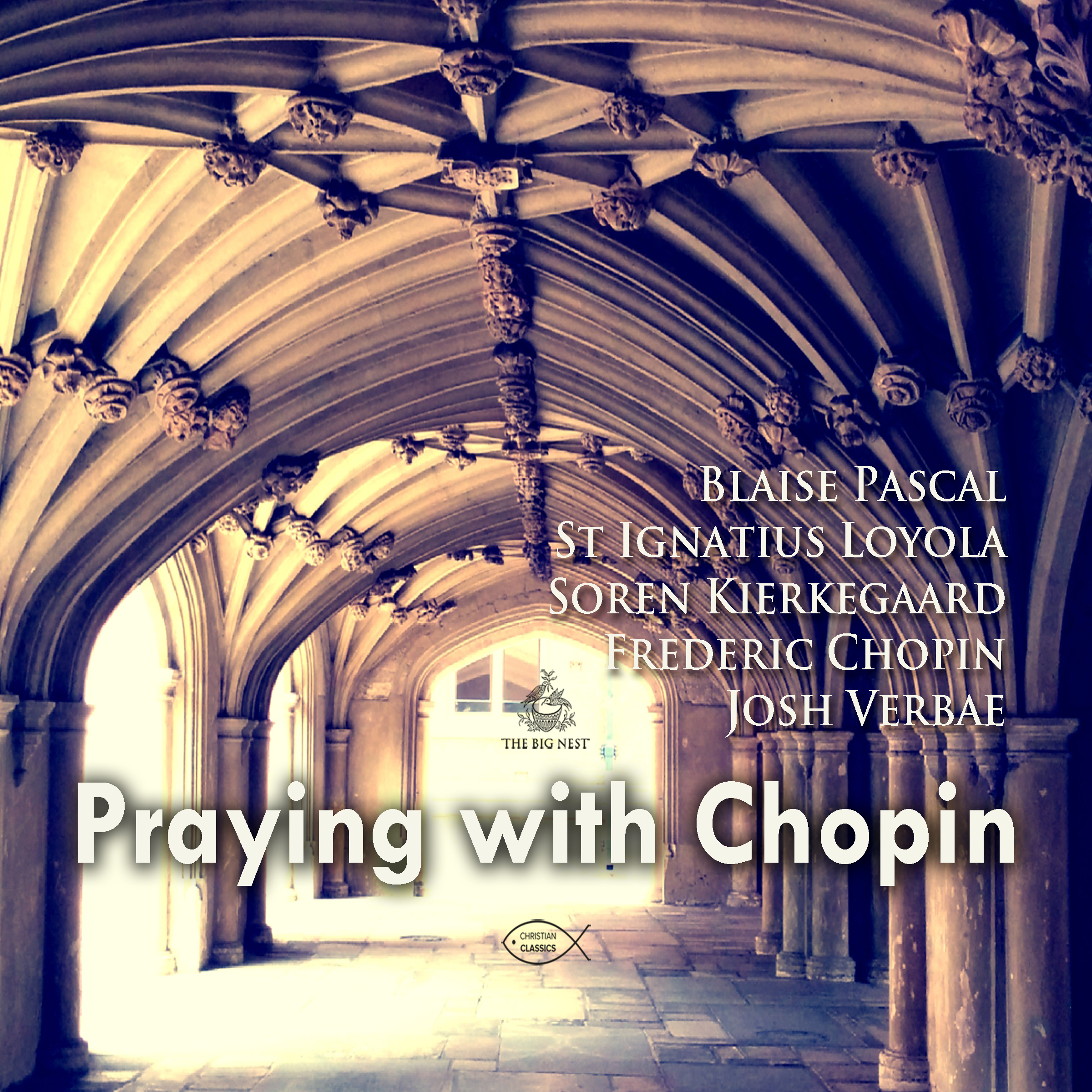 Printable Praying with Chopin Audiobook Cover Art
