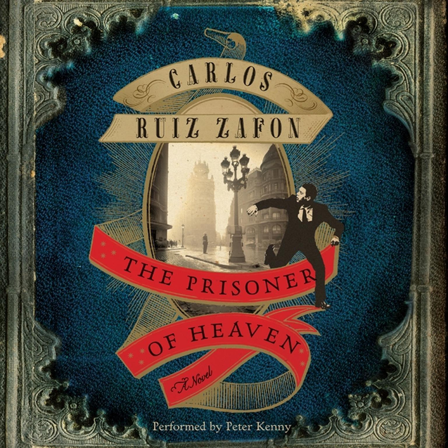 Printable The Prisoner of Heaven: A Novel Audiobook Cover Art