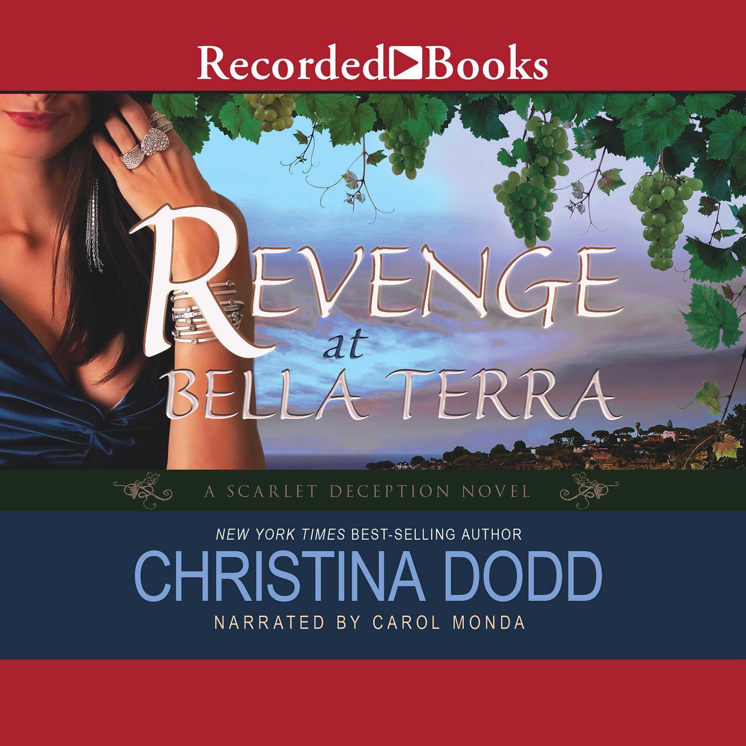 Printable Revenge at Bella Terra Audiobook Cover Art