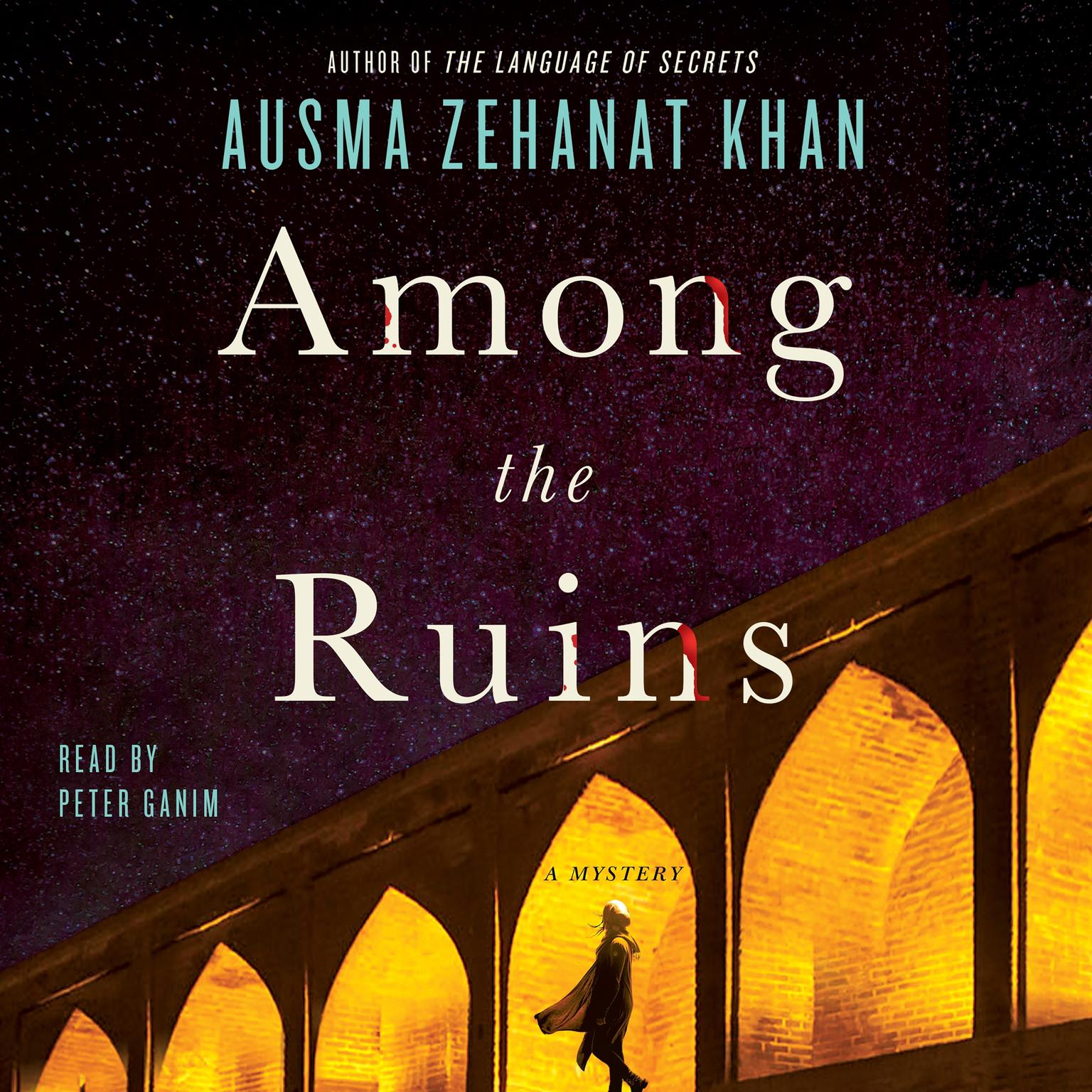 Printable Among the Ruins: A Mystery Audiobook Cover Art