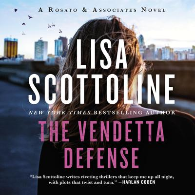 The Vendetta Defense Audiobook, by