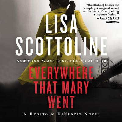 Everywhere That Mary Went Audiobook, by Lisa Scottoline