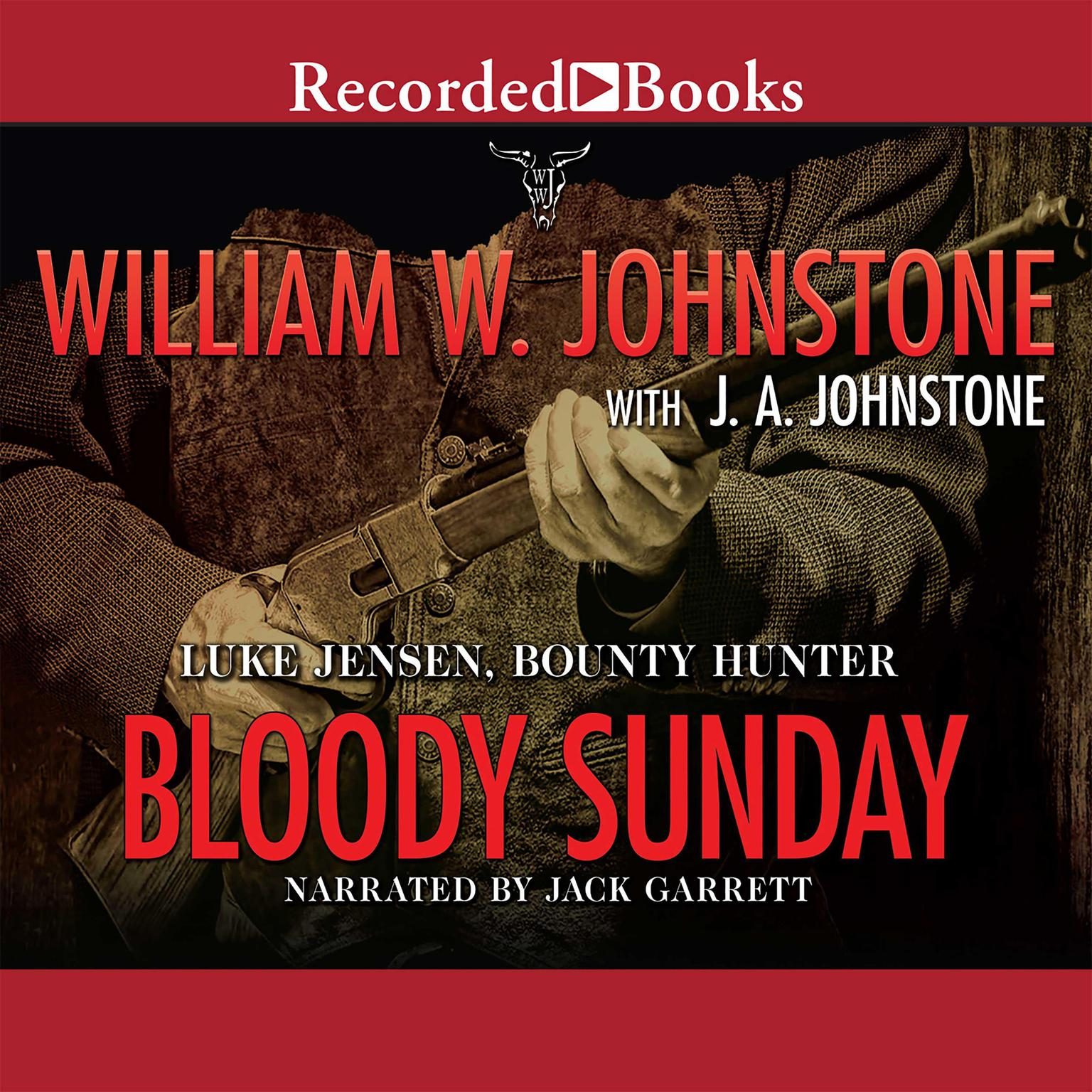 Printable Bloody Sunday Audiobook Cover Art