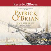 H.M.S. Surprise Audiobook, by Patrick O'Brian