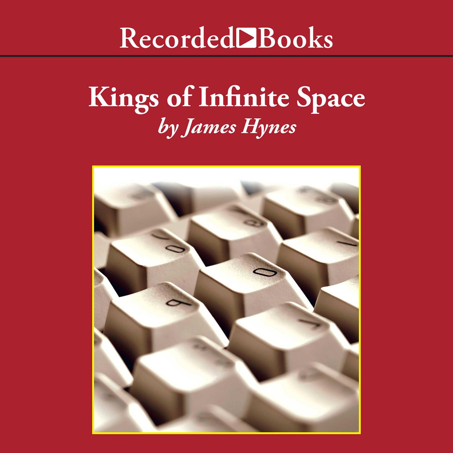 Printable Kings of Infinite Space: A Novel Audiobook Cover Art