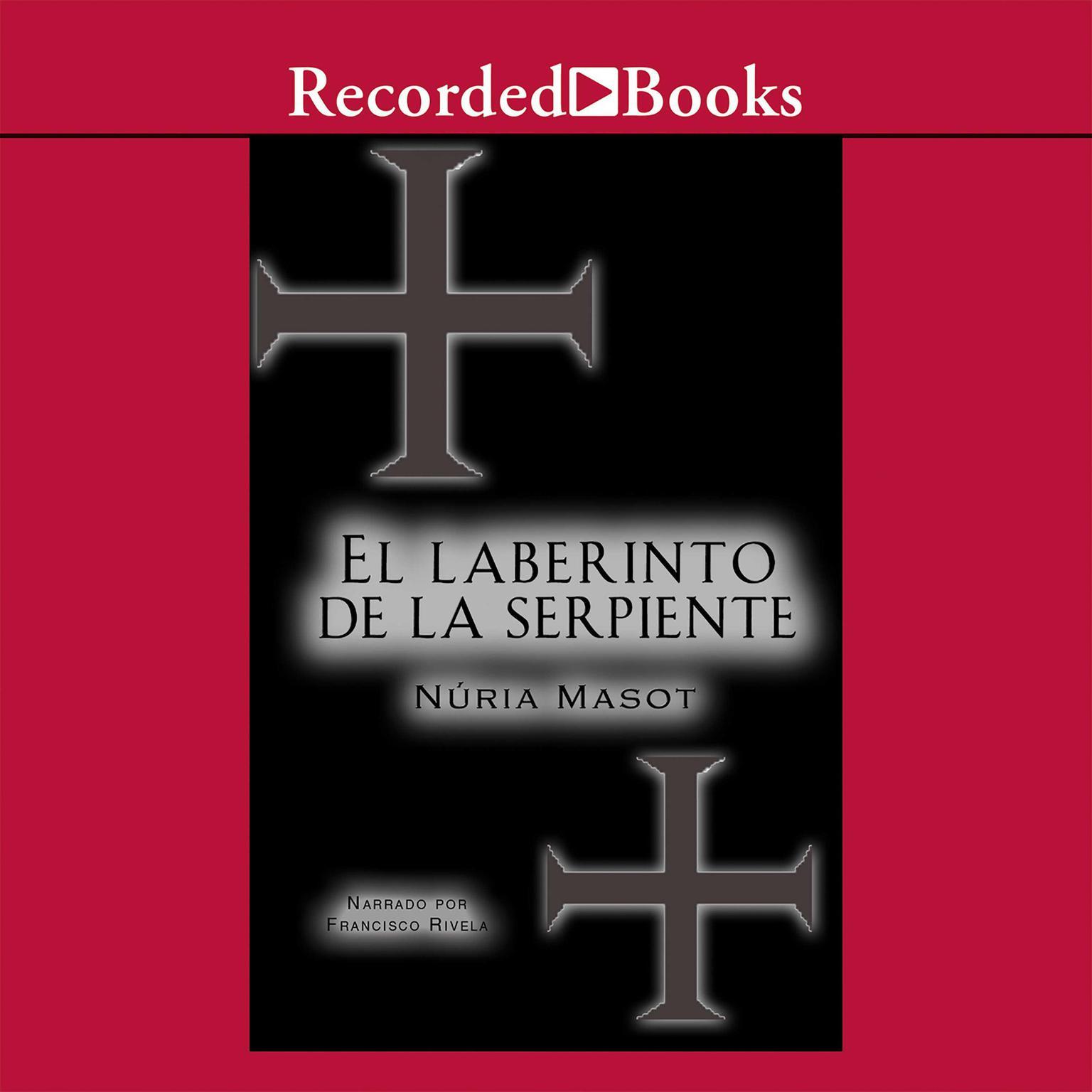 Printable El Laberinto De La Serpiente Audiobook Cover Art