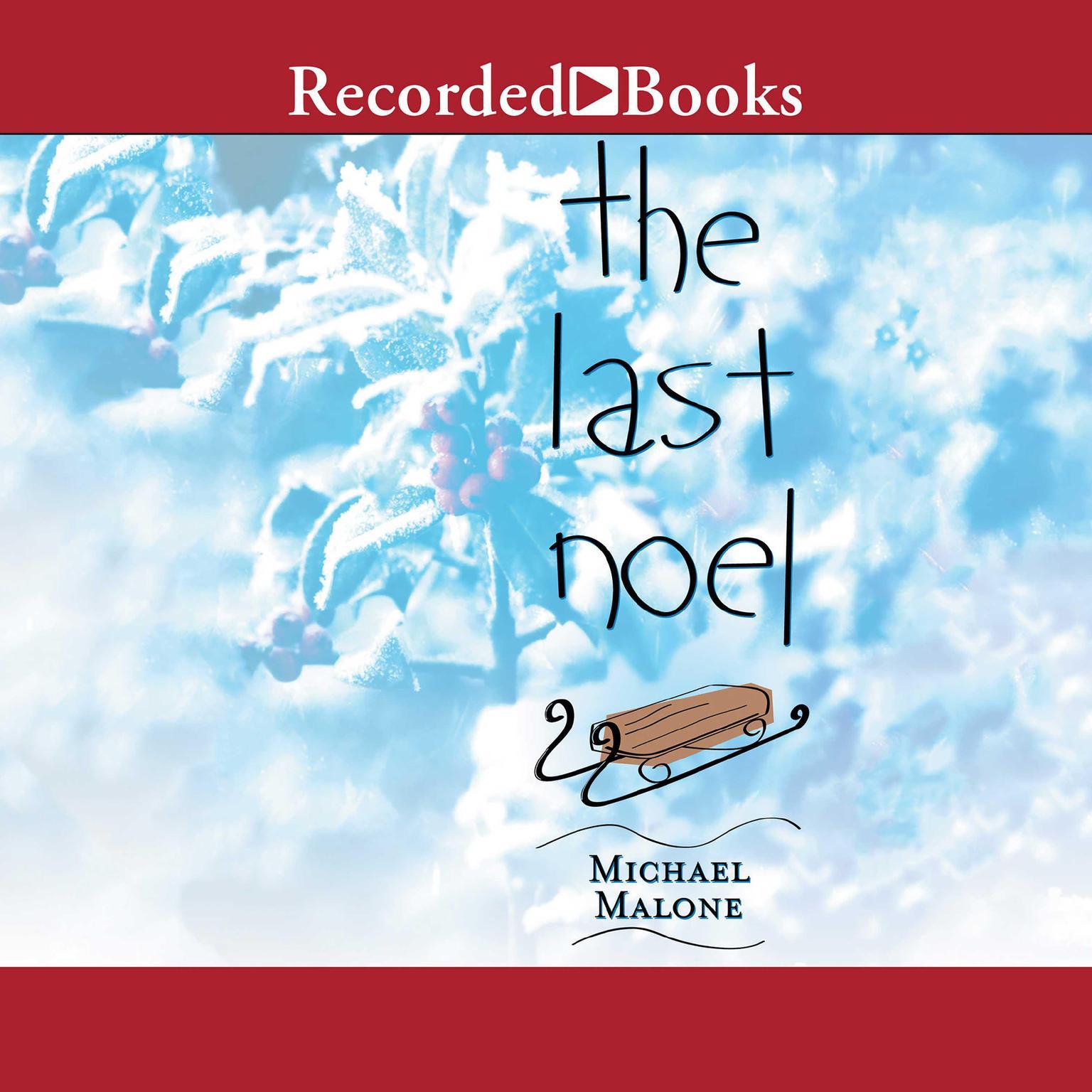 Printable The Last Noel Audiobook Cover Art