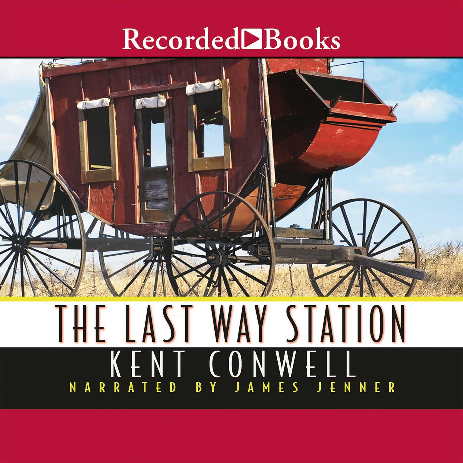 Printable The Last Way Station Audiobook Cover Art