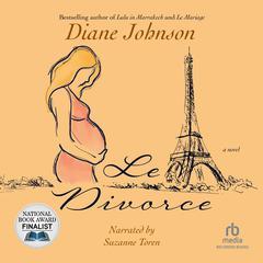 Le Divorce Audiobook, by Diane Johnson