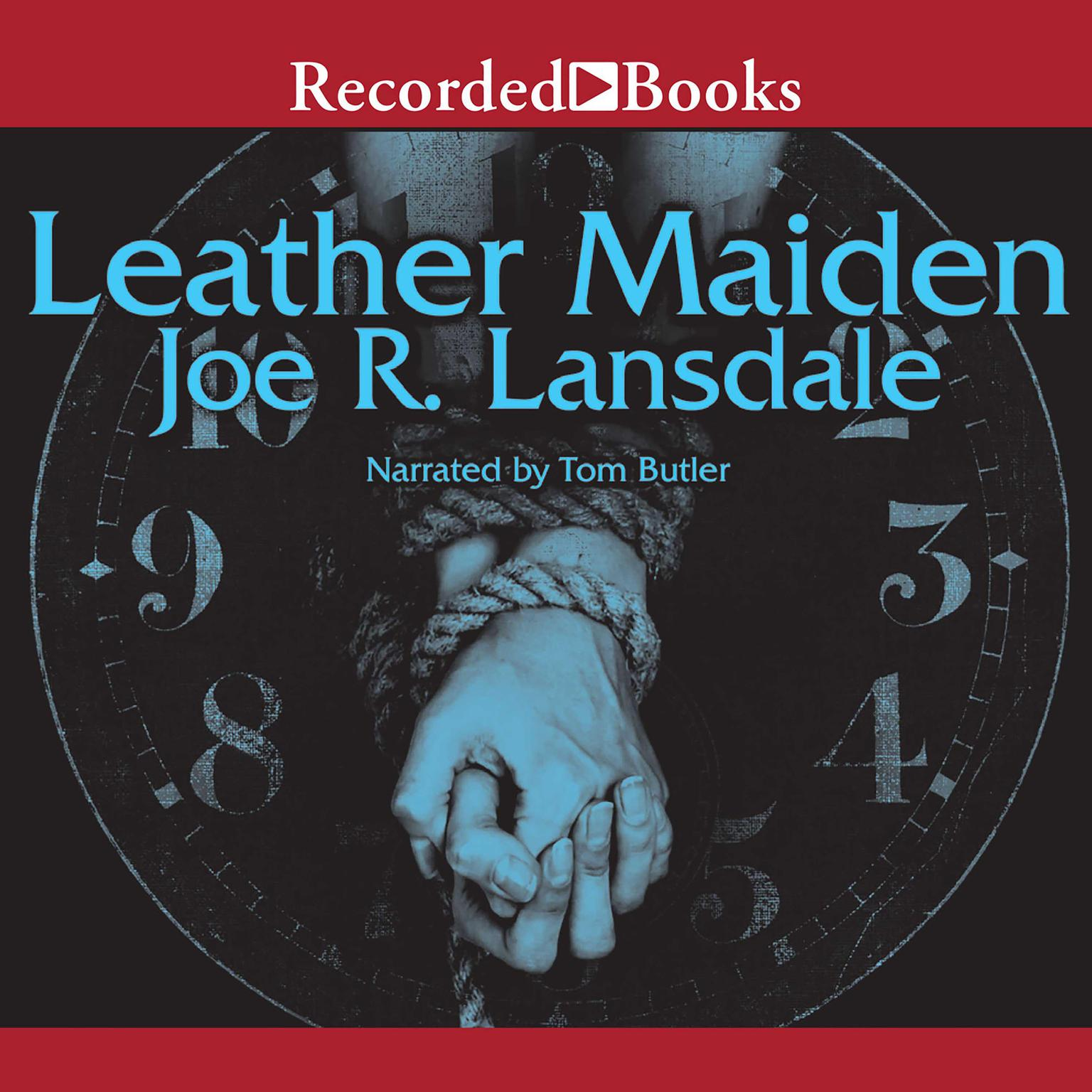 Printable Leather Maiden Audiobook Cover Art