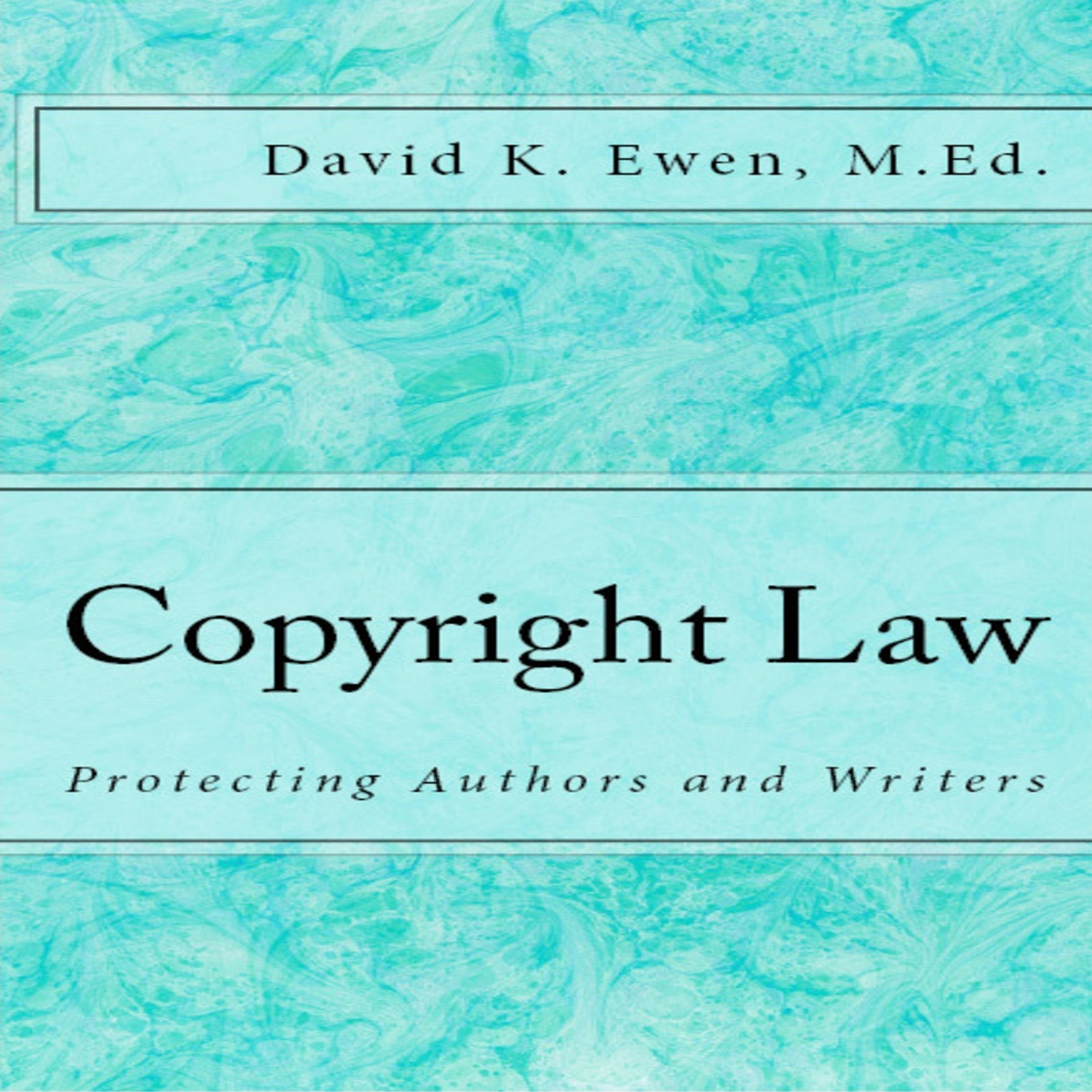 Printable Copyright Law: Protecting Authors and Writers Audiobook Cover Art