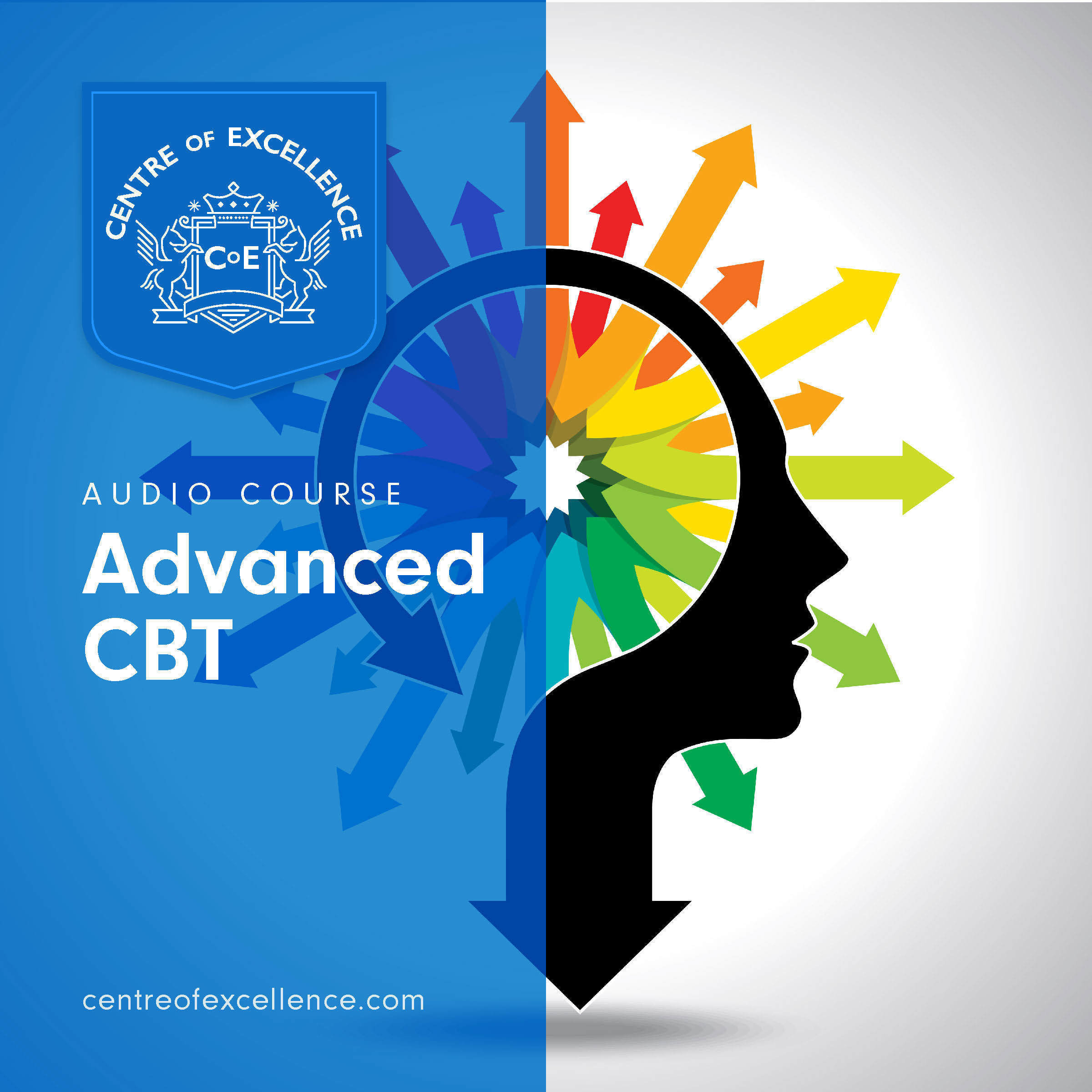 Printable Advanced CBT Course Audiobook Cover Art