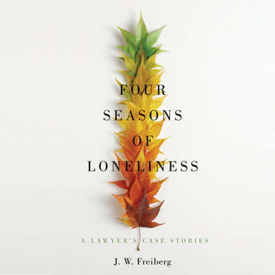 Four Seasons of Loneliness: A Lawyers Case Stories Audiobook, by J. W. Freiberg