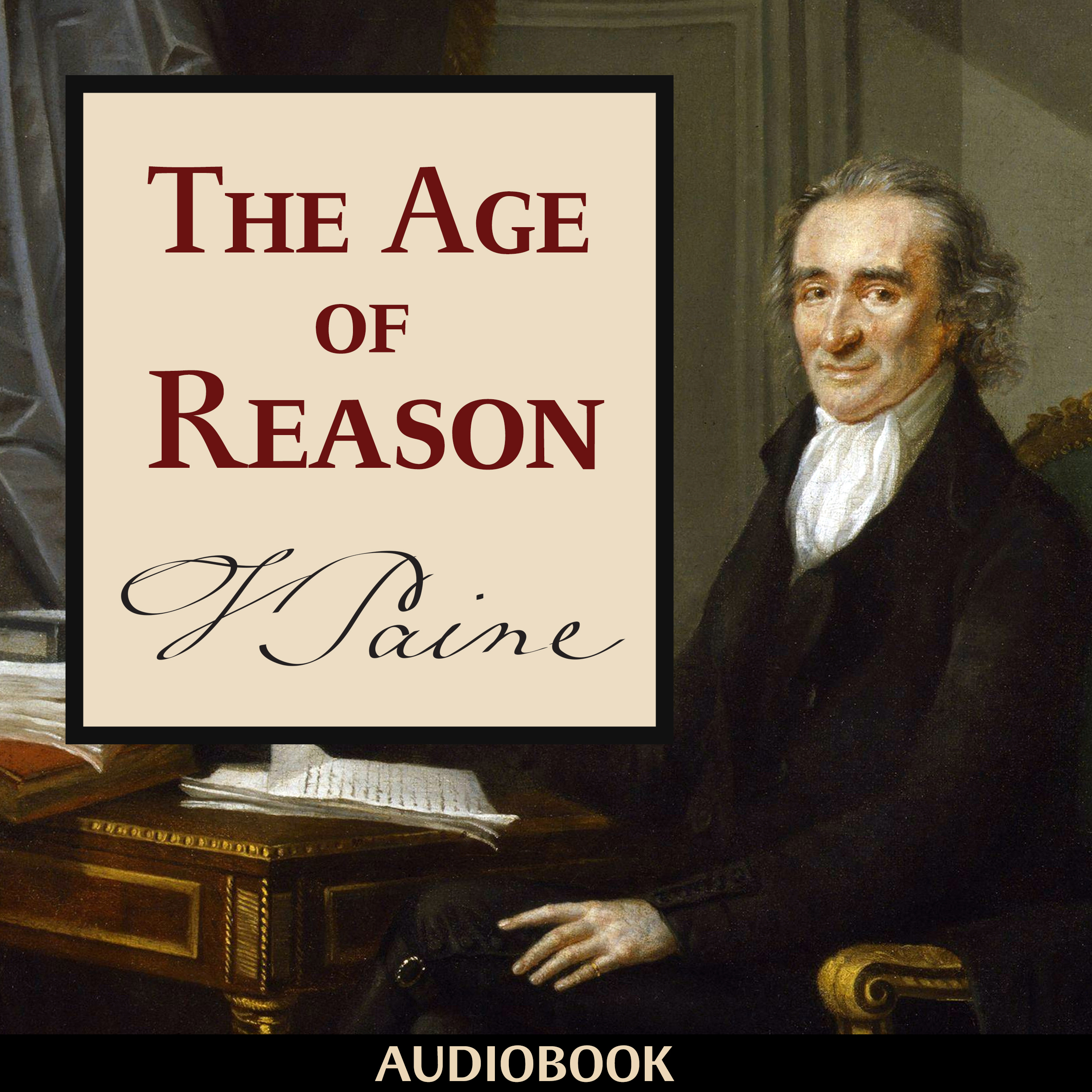 Printable The Age of Reason Audiobook Cover Art