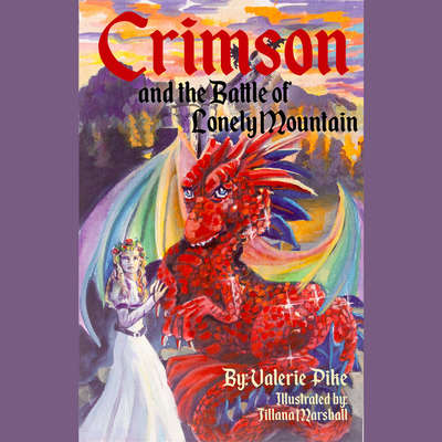 Crimson and the Battle of Lonely Mountain Audiobook, by Valerie Pike