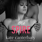 The Spire Audiobook, by Kate Canterbary