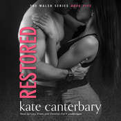 Restored Audiobook, by Kate Canterbary