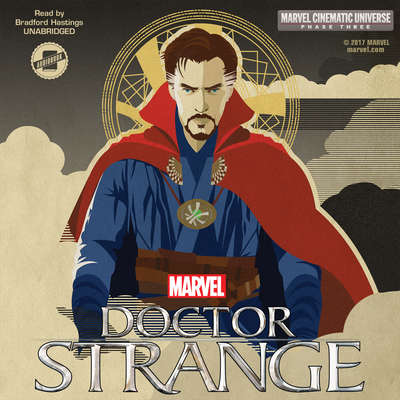 Phase Three: Marvel's Doctor Strange Audiobook, by Alex Irvine