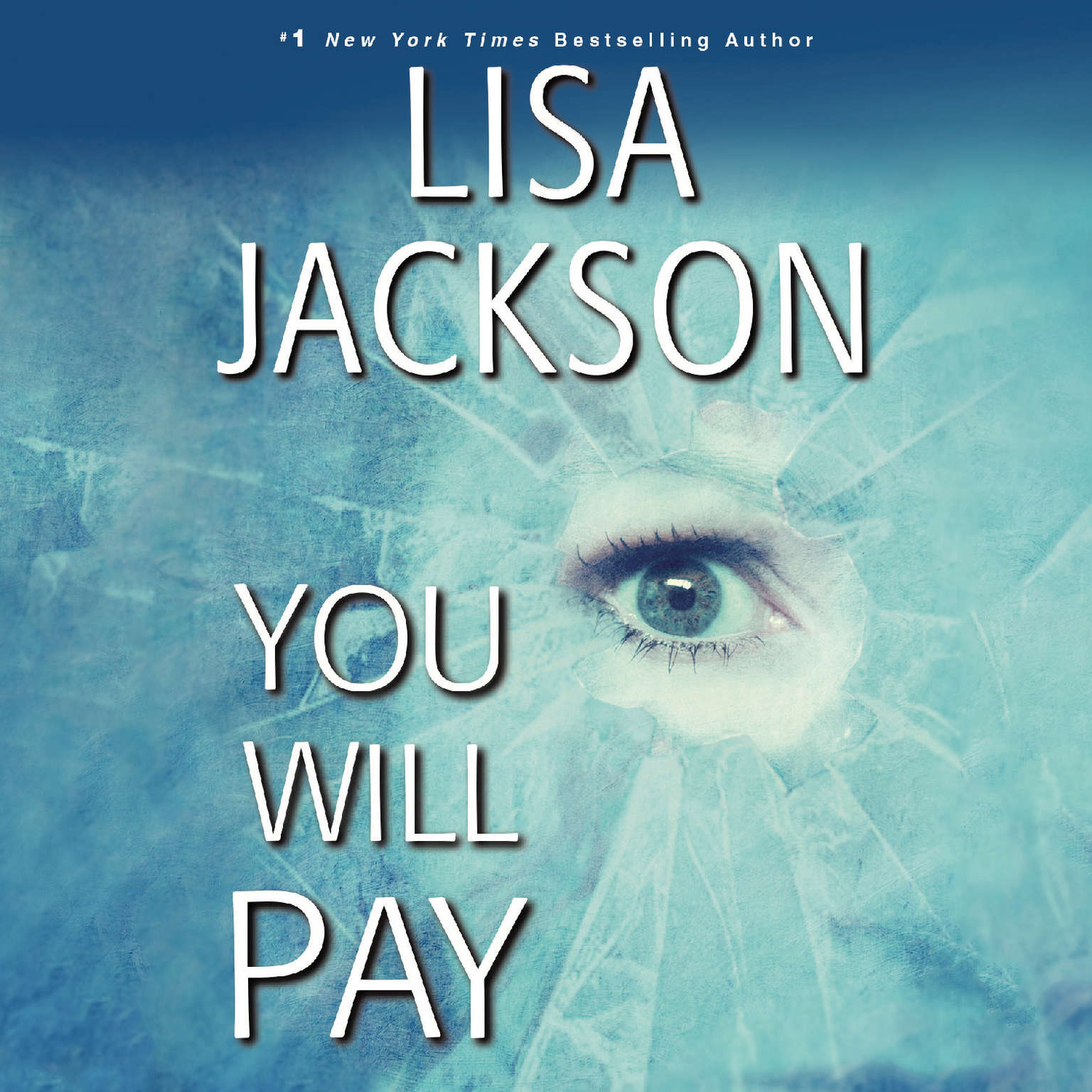 Printable You Will Pay Audiobook Cover Art