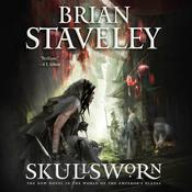Skullsworn Audiobook, by Brian Staveley