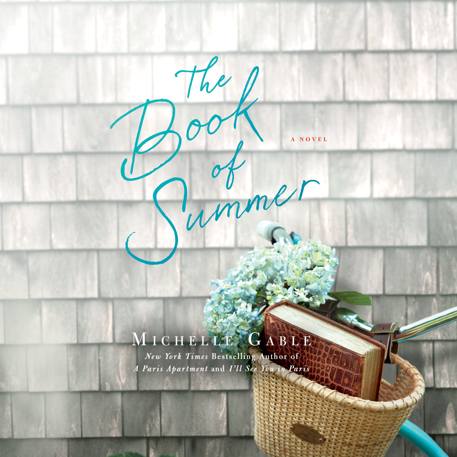 Printable The Book of Summer: A Novel Audiobook Cover Art