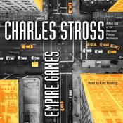 Empire Games Audiobook, by Charles Stross