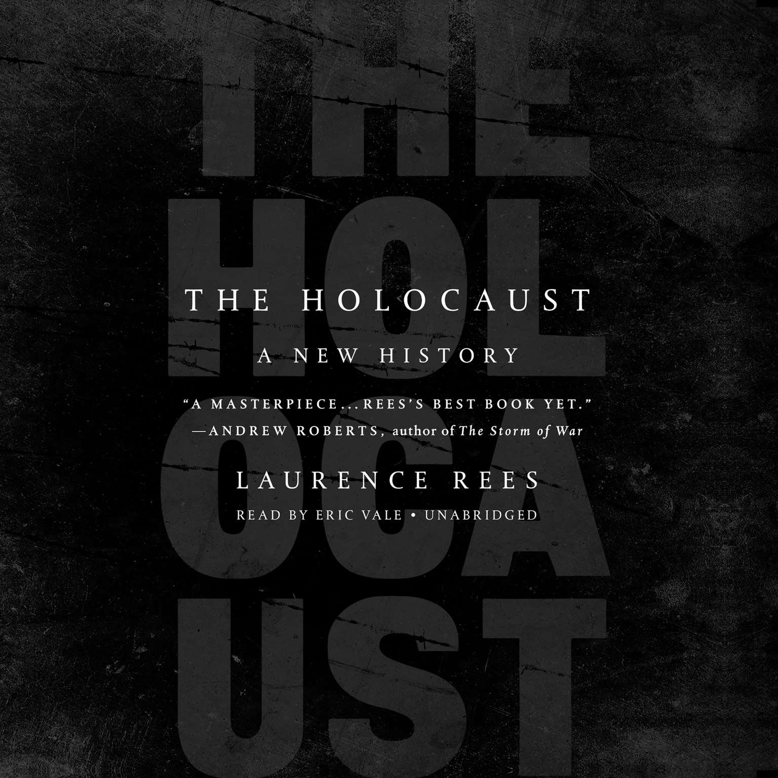 Printable The Holocaust: A New History Audiobook Cover Art