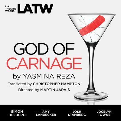 God of Carnage Audiobook, by Yasmina Reza