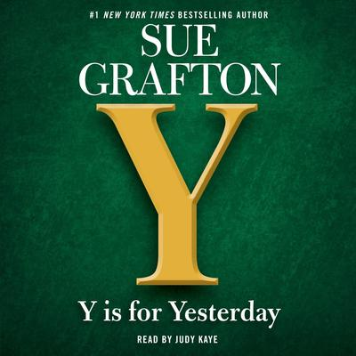Y is for Yesterday (Abridged) Audiobook, by Sue Grafton