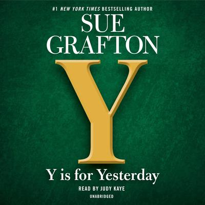 Y Is for Yesterday Audiobook, by Sue Grafton