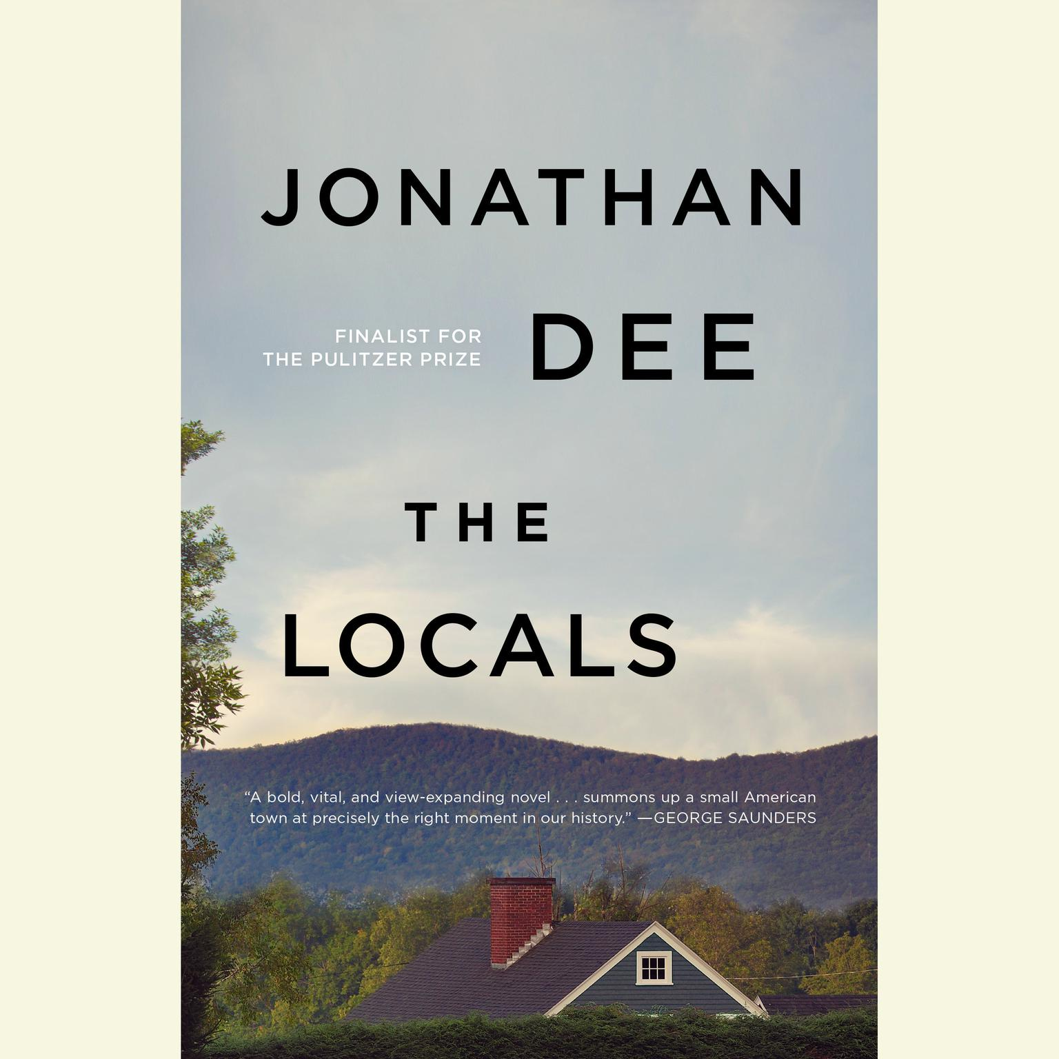 Printable The Locals: A Novel Audiobook Cover Art