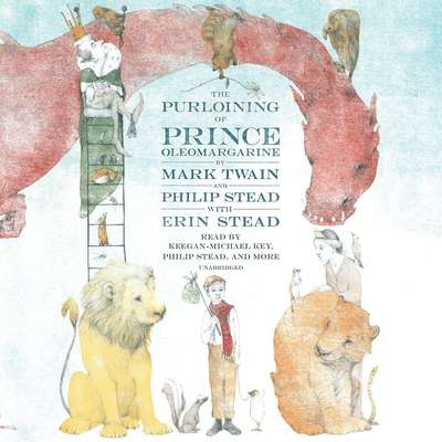 The Purloining of Prince Oleomargarine Audiobook, by Mark Twain