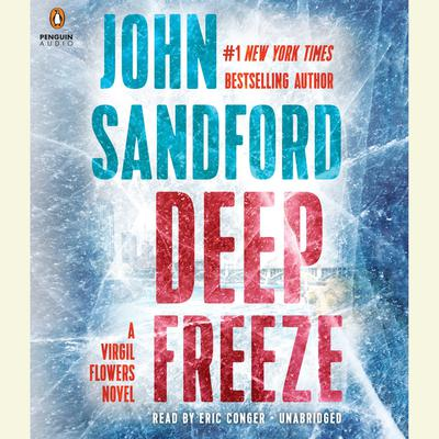Deep Freeze Audiobook, by John Sandford