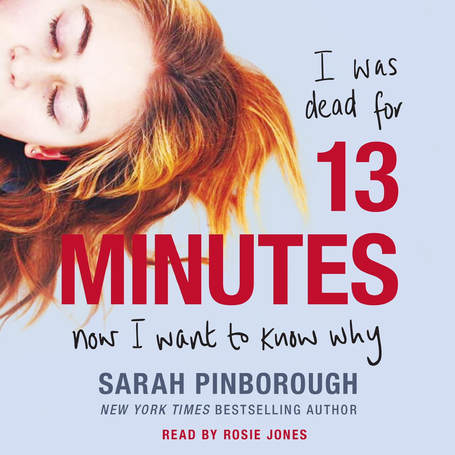 Printable 13 Minutes: A Novel Audiobook Cover Art