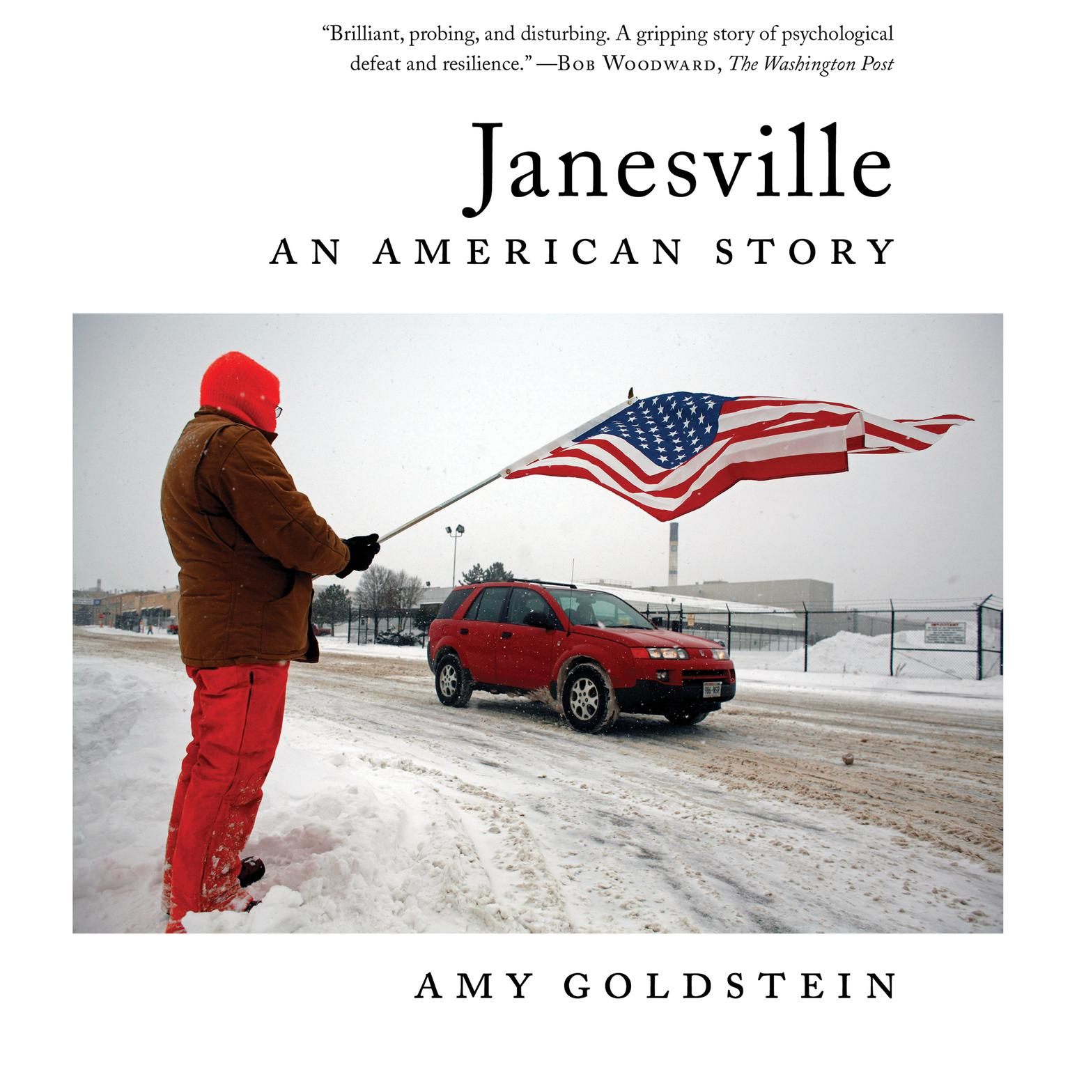 Printable Janesville: An American Story Audiobook Cover Art