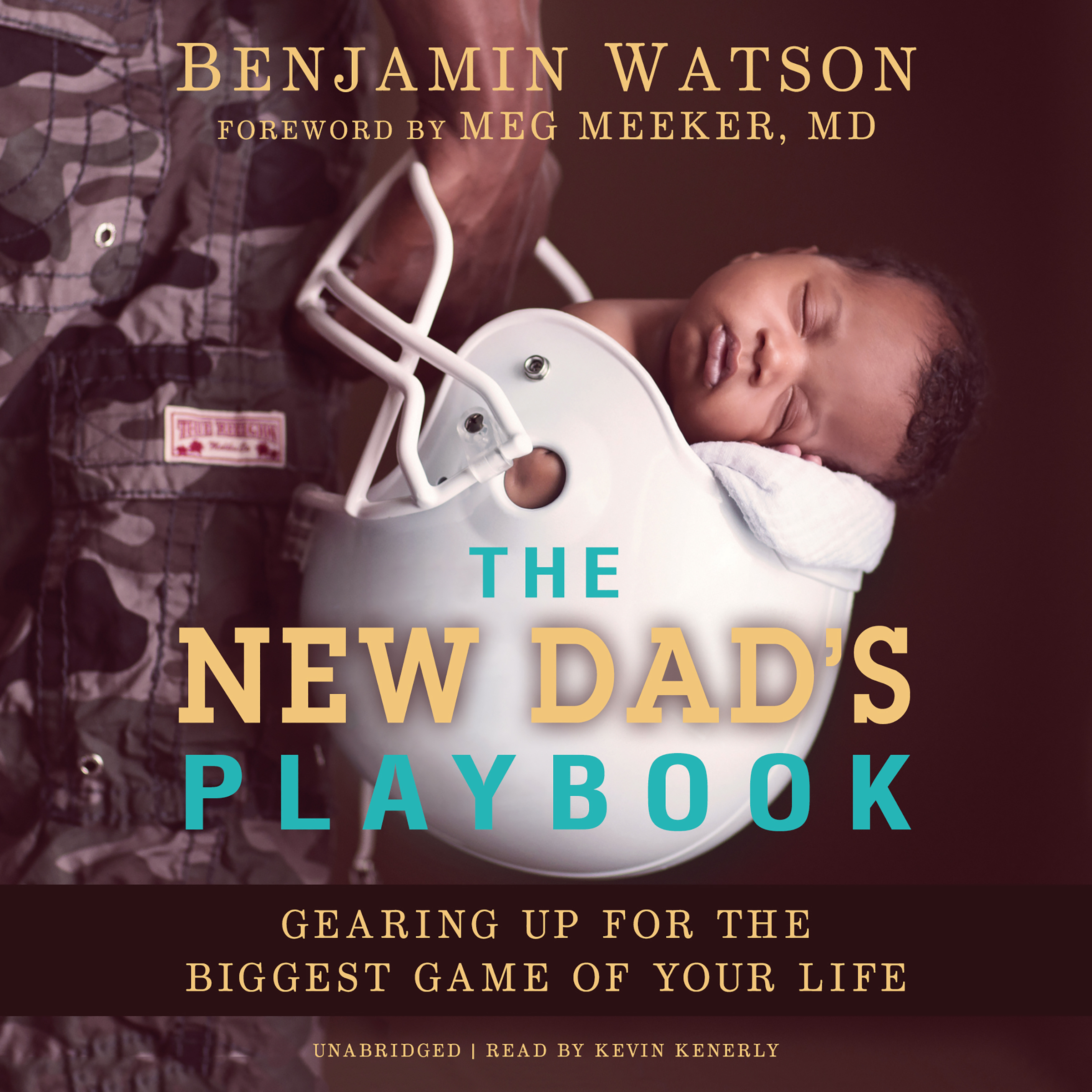 Printable The New Dad's Playbook: Gearing Up for the Biggest Game of Your Life Audiobook Cover Art