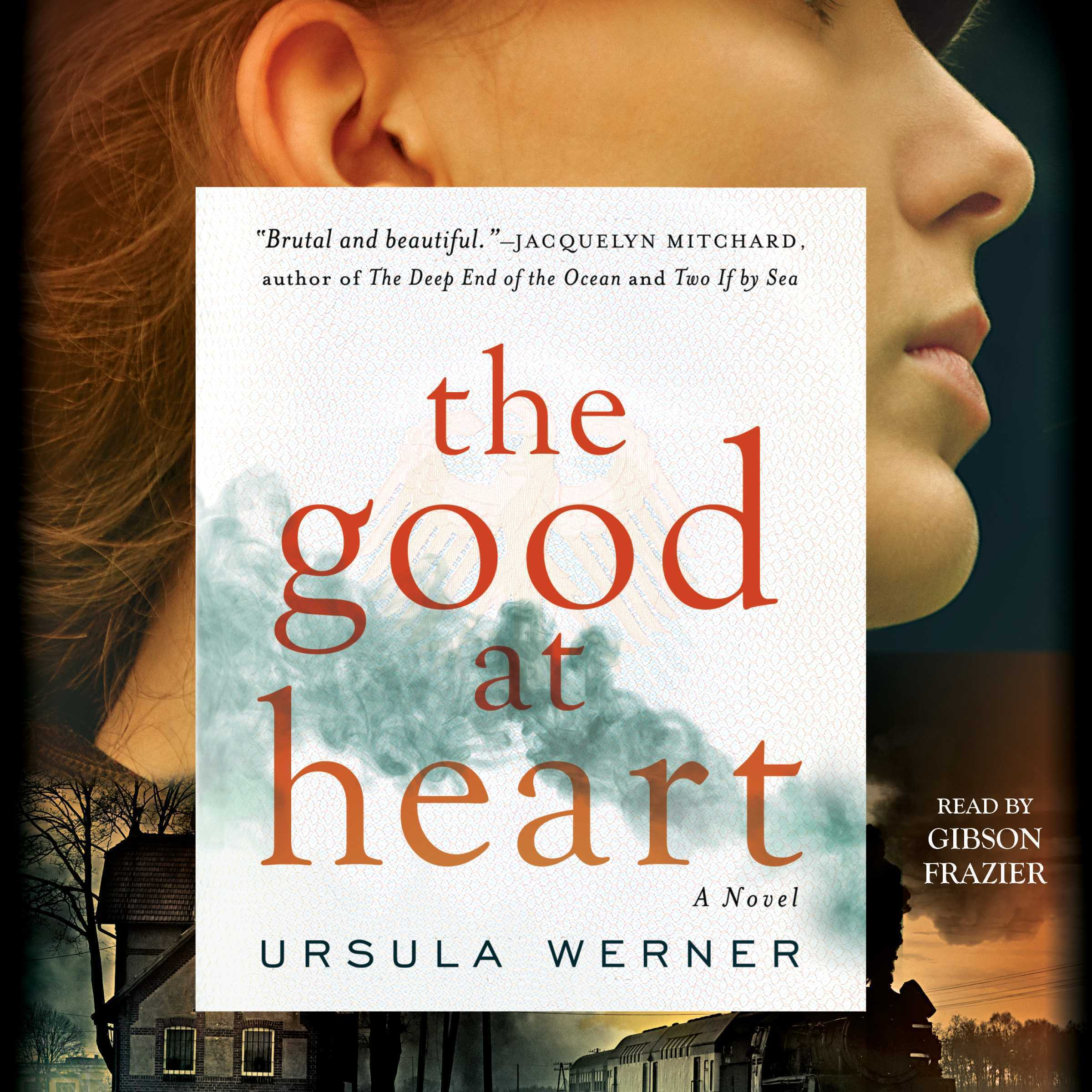 Printable The Good at Heart Audiobook Cover Art
