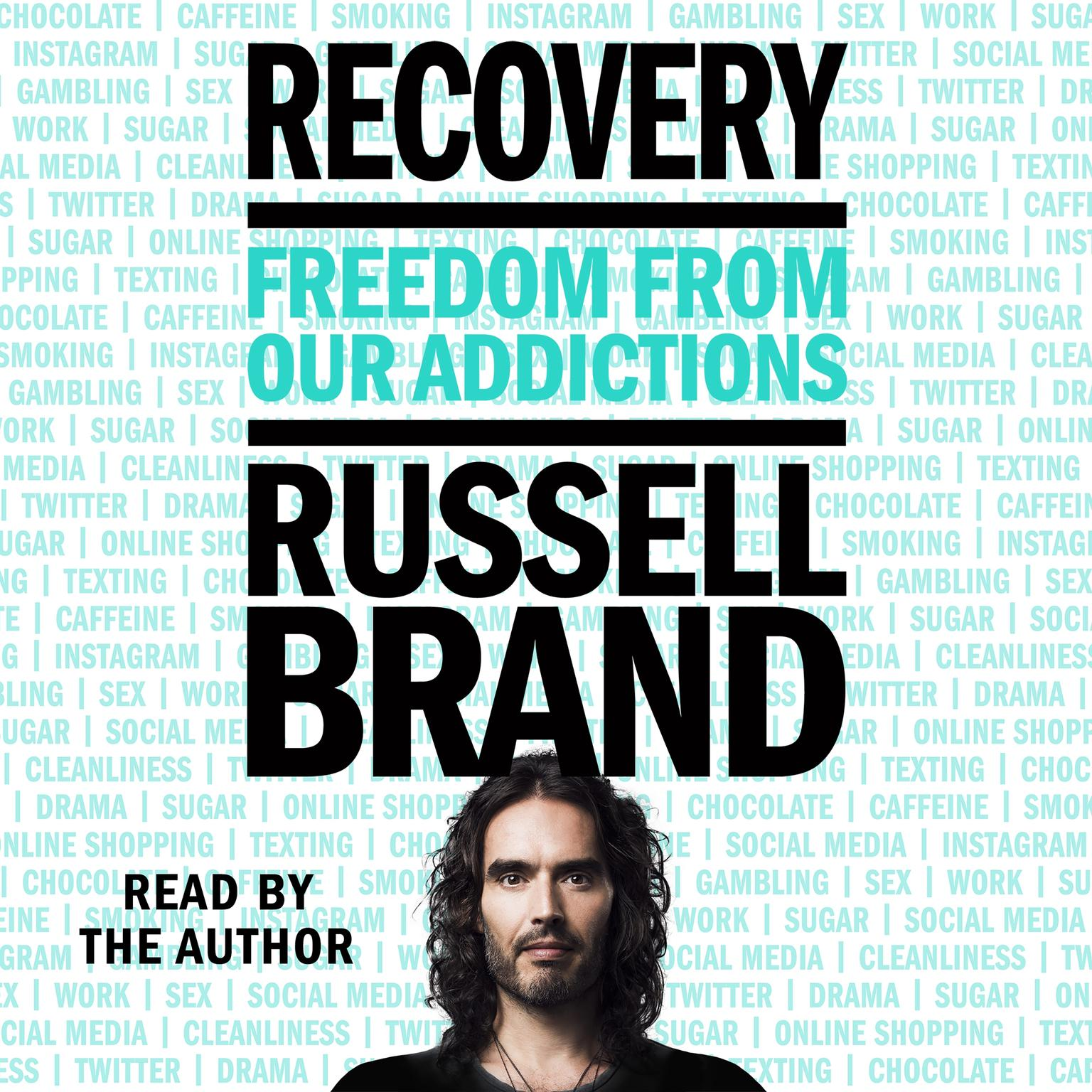 Printable Recovery: Freedom from Our Addictions Audiobook Cover Art