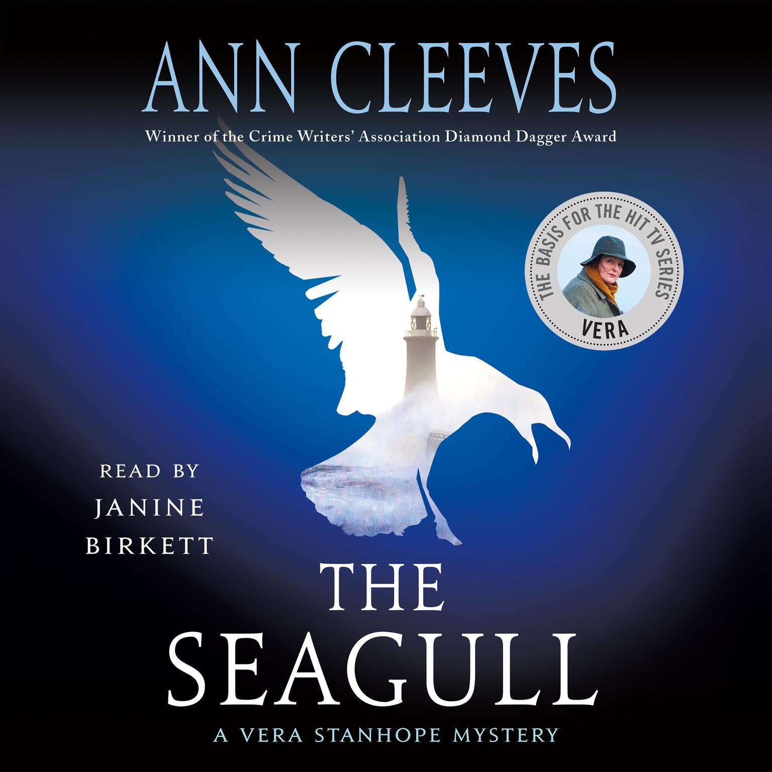 The Seagull: A Vera Stanhope Mystery Audiobook, by Ann Cleeves