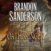 Oathbringer Audiobook, by Brandon Sanderson