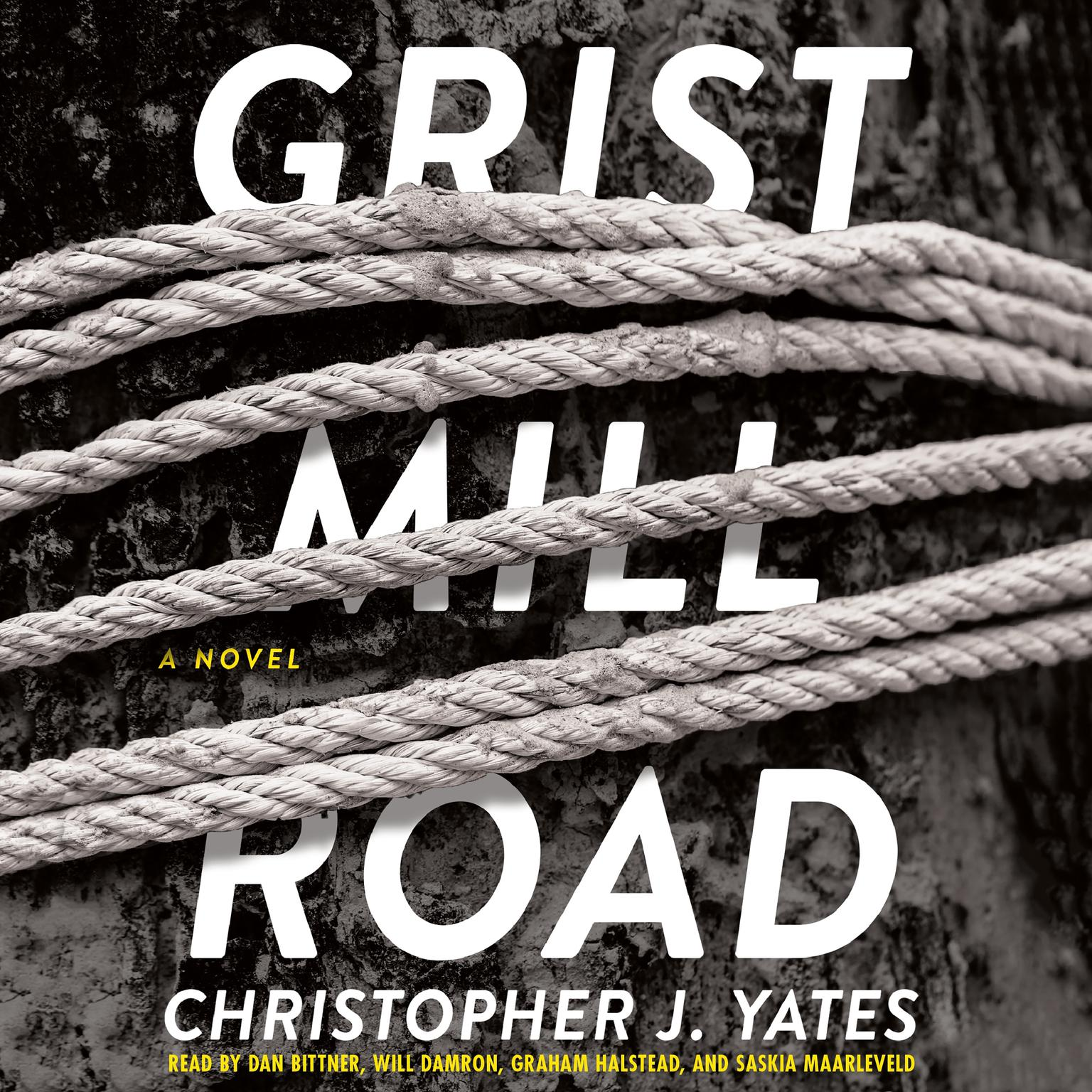 Printable Grist Mill Road: A Novel Audiobook Cover Art