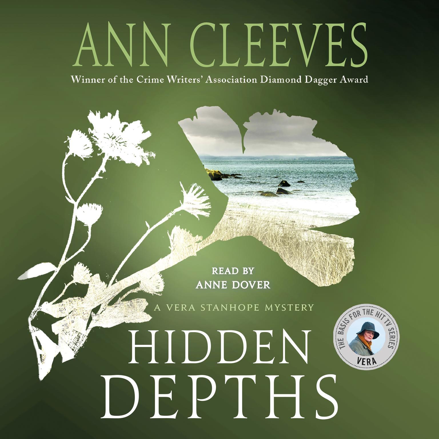 Printable Hidden Depths: A Vera Stanhope Mystery Audiobook Cover Art