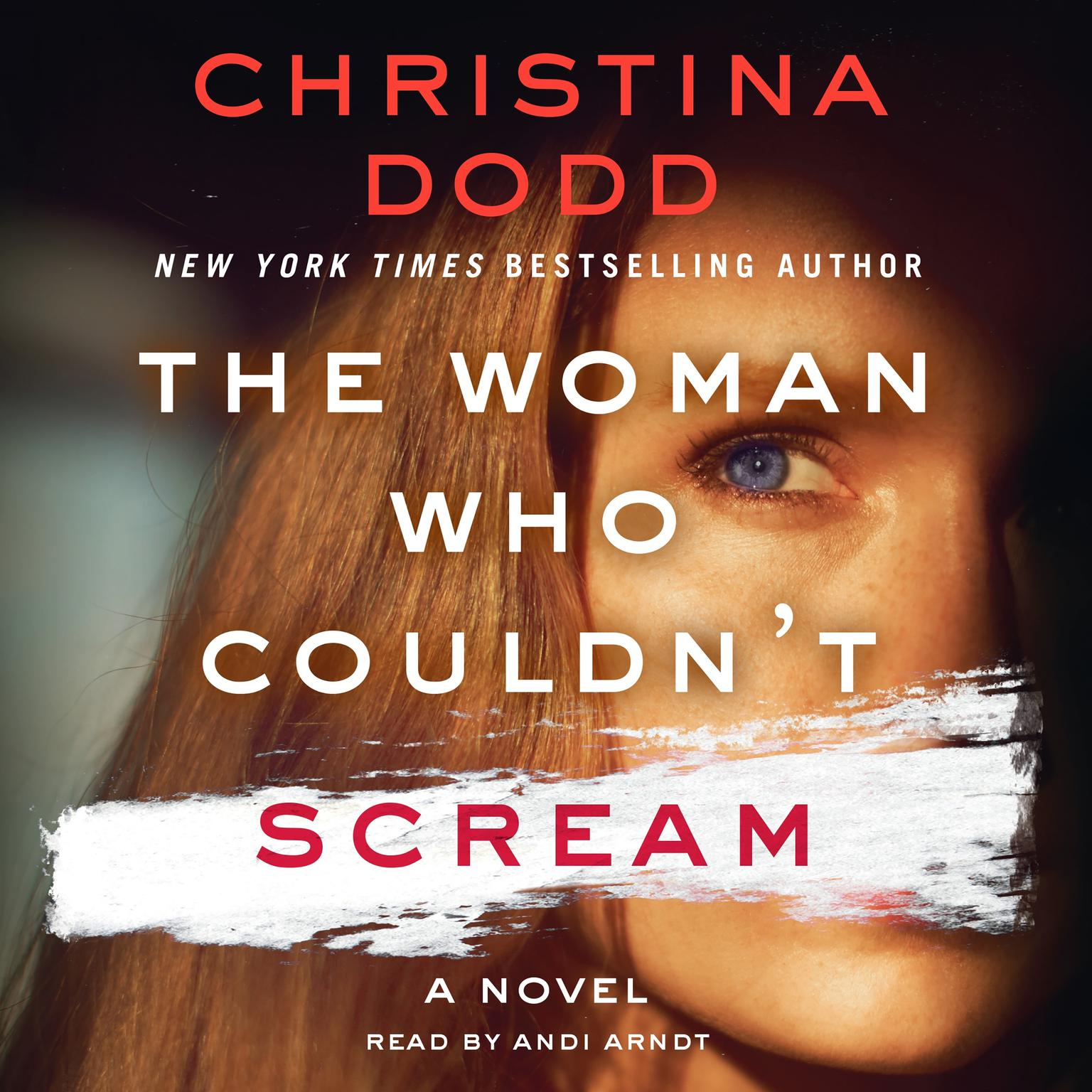 Printable The Woman Who Couldn't Scream: A Novel Audiobook Cover Art