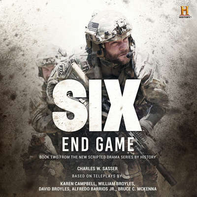 Six: End Game Audiobook, by Charles W. Sasser