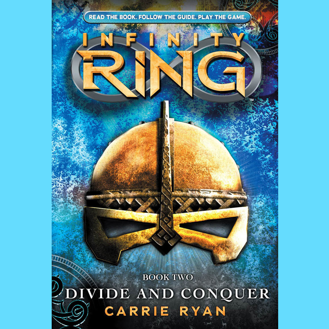 Printable Divide and Conquer Audiobook Cover Art