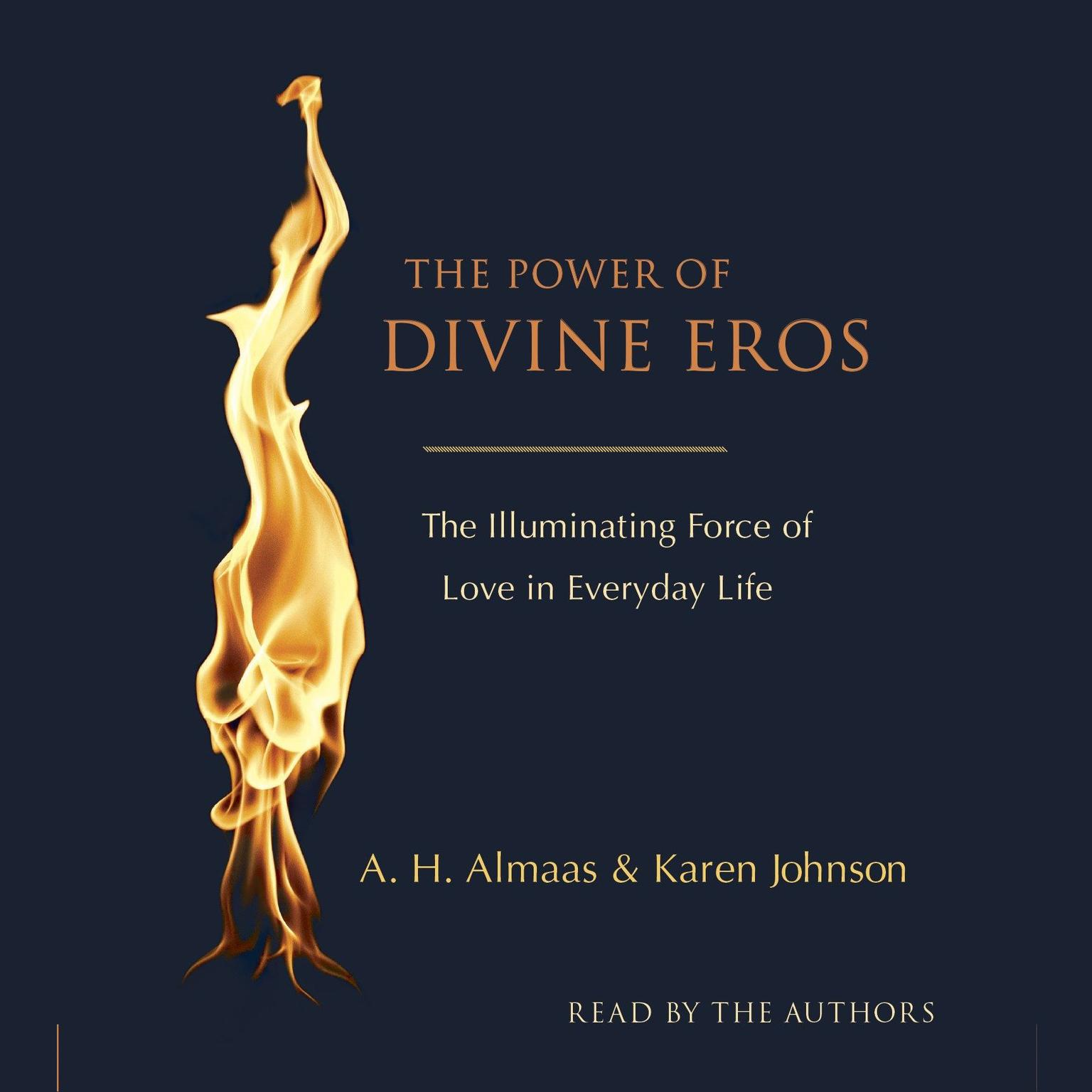 Printable The Power of Divine Eros: The Illuminating Force of Love in Everyday Life Audiobook Cover Art