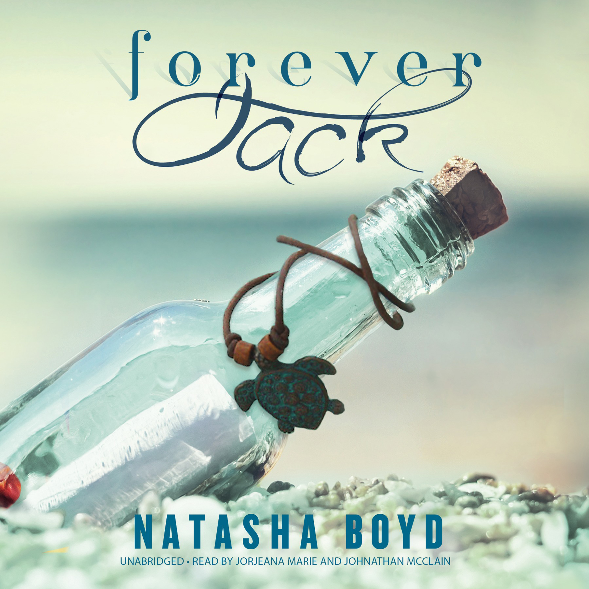 Printable Forever, Jack Audiobook Cover Art